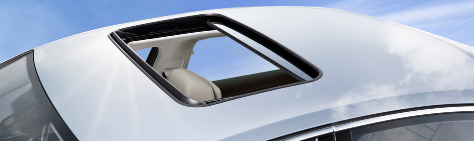 Standard Inbuilt Sunroof_Sunroof Installation